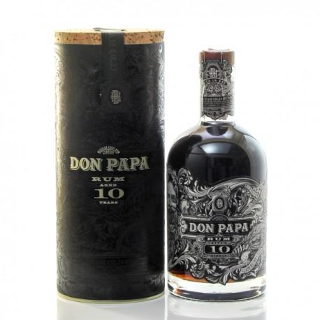 Rhum Don Papa 10 Aan Philippines Rum 40° 70cl