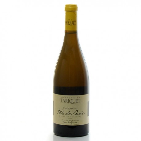 Domaine du Tariquet Chardonnay Tête de Cuvée IGP Côtes de Gascogne 2015, 75cl