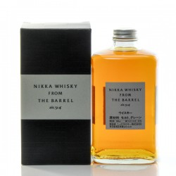 Whisky japonais Nikka from the Barrel Pure Malt Double Matured Blended 51.4° 50cl