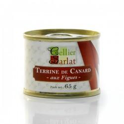 Terrine de canard aux figues 65g