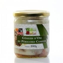 Gésiers d'oie du Périgord confits 380g