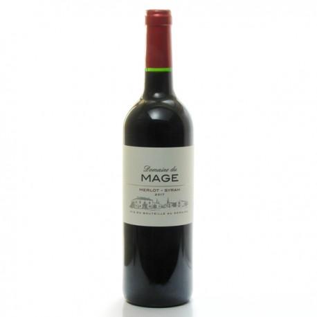 Domaine du Mage de la famille Grassa IGP Côtes de Gascogne rouge 2017, 75cl,