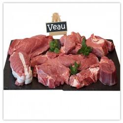Colis de veau fermier de Dordogne env 3Kg
