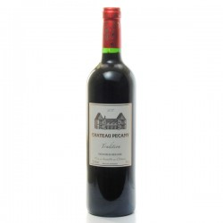 Château Pécany Tradition Bergerac Rouge 75cl 2017