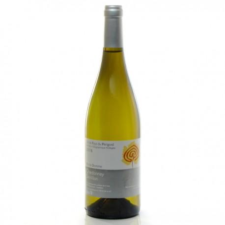 Vin De Domme Chardonnay Sémillon Blanc Sec Vin Du Périgord 2014 75cl
