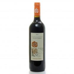 Vin de Domme Cabernet Franc Rouge 2016 75cl