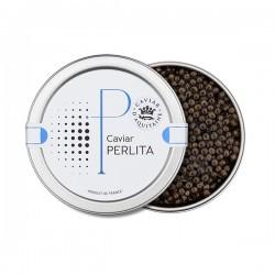 Caviar d'Aquitaine Perlita de l'Esturgeonniere 100g