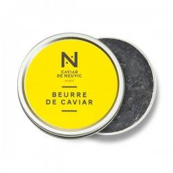 Beurre de caviar à 33% 50g