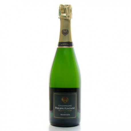 Champagne Philippe Fontaine AOC Champagne 75cl