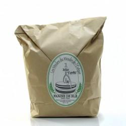 Farine de Blé T110 Les Meules du Moulin de l'Evêque 1 kg