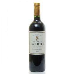 Château Talbot AOC Saint Julien Rouge 2016 75cl