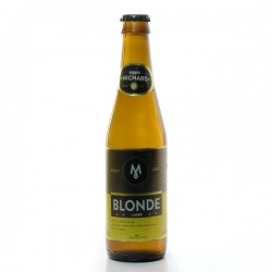 Bière blonde Brasserie Michard 33cl