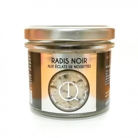 Tartinade de radis noir aux éclats de noisettes 100g