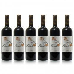 6 Bouteilles Vin de Domme Cuvée Solidaire IGP Périgord 75cl