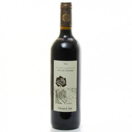 Vin de Domme Périgord Noir IGP VDP du Périgord 2016 75cl