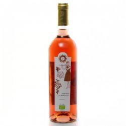 Château Miaudoux AOC Bergerac Rose 2018 BIO 75cl