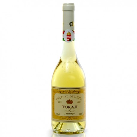 Dereszla Tokasi Aszu Hongrie Tokasi Blanc Liquoreux 2010 50 cl