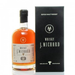 Whisky Limoges J.Michard Single Malt 46° 70cl