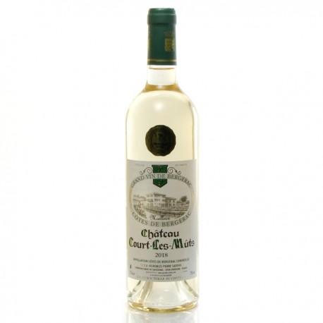 Château Court les Muts AOC Côtes de Bergerac Moelleux 2018 75cl