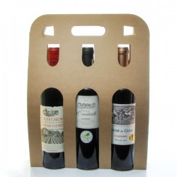 Coffret 3 Bouteilles de Vin de Cahors 3x75cl