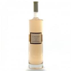 Bargemone cuvée Marina Collection AOP Aix en Provence Rose 2018 Magnum 150cl