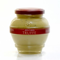 Moutarde aromatisée à la Truffe 200g
