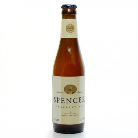 Bière US Spencer Trappist Ale 33cl