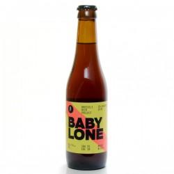 Bière Belgique Brussel Beer Project Babylone Ambrée 33cl