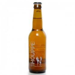 Bière Belgique Houppe Blonde 33cl