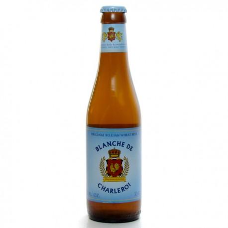 Bière Belgique Blanche de Charleroi 33cl