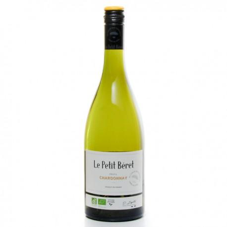 Le Petit Béret profil Chardonnay sans alcool Bio 2018 70cl