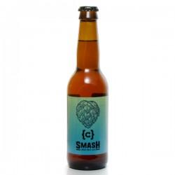 Bière Belgique Smash Blonde 33cl