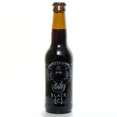 Bière Belgique Black C Noire 33cl