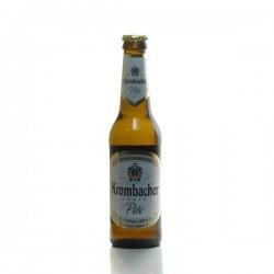 Bière Allemagne Krombacher Pils Blonde 33cl