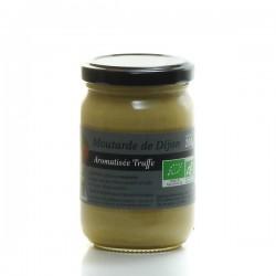 Moutarde Fine Bio de Dordogne aux Truffes 200g