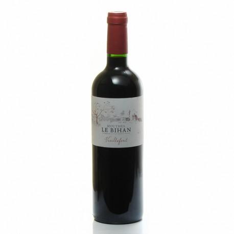 Domaine Mouthes le Bihan Vieillefont AOC Côtes de Duras Bio 2015 75cl