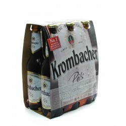 6 Bières Allemagne Krombachen Pils Blonde 33cl