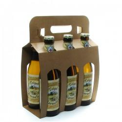 Pack de 6 Bières Belgique Triple Karmeliet Blonde 33cl