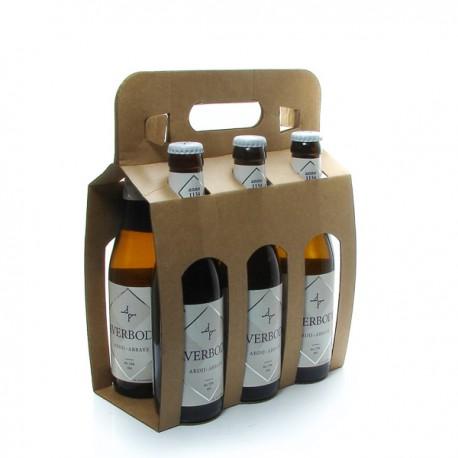 Pack de 6 Bières de Belgique Averbode Blonde 6 x 33cl