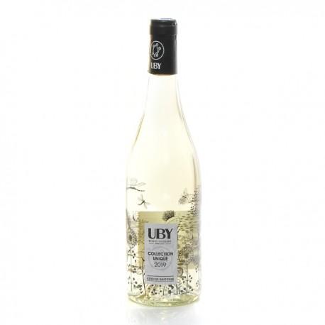 Domaine Uby - Collection Unique - Sec IGP Côtes de Gascogne 2019 75cl