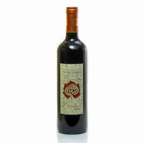 Vin de Domme Cuvée Moncalou IGP Vin de Pays du Périgord 2018, 75cl