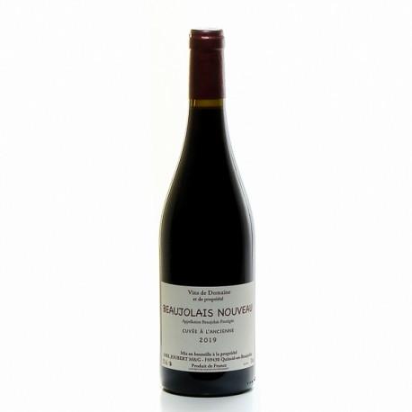 Domaine Joubert AOP Nouveau Beaujolais 2019 Cuvée à l'ancienne 75cl