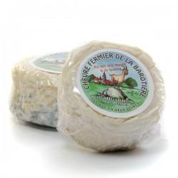 Crottin Fermier 80g (au lait cru de chèvre)