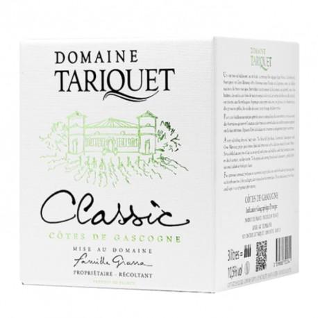 Domaine Tariquet Classic IGP Côtes de Gascogne BIB 3l