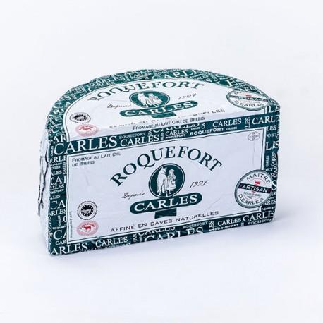 Roquefort Carles env 250g +/- 50g