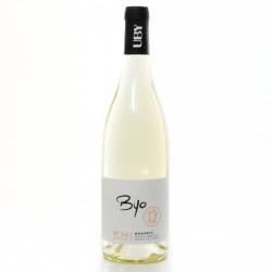 Domaine Uby Byo Gros Manseng N° 24 IGP Côtes de Gascogne Bio Moelleux 2019 75cl