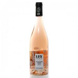 Domaine UBY Collection Unique Rosé IGP Côtes de Gascogne 2019 75cl