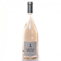 Château Grand Boise Sainte Victoire AOP Côtes de Provence Bio Rosé 2019 75cl