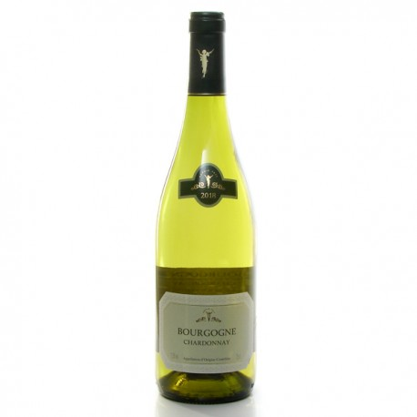 Cave la Chablisienne AOC Bourgogne Chardonnay blanc 2018 75cl