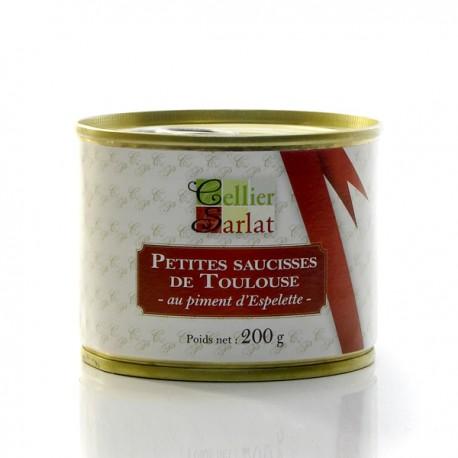 Petites Saucisses au Coulis de Tomate et au Piment d Espelette 200g